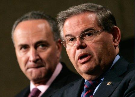 Menendez officially appointed DSCC chairman