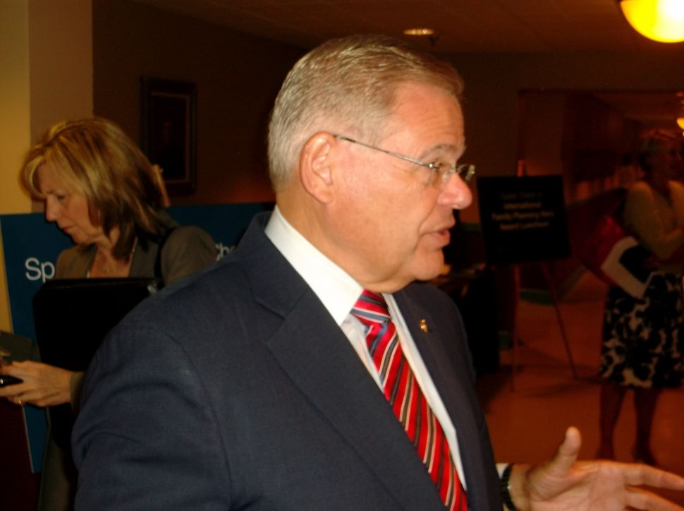 Menendez says Putin's Op-Ed made him want to vomit