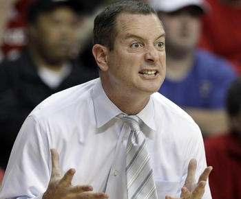 Rutgers fires head coach