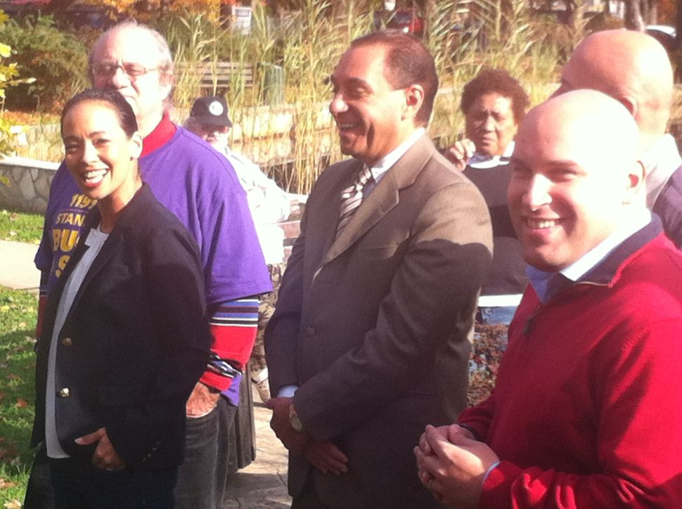 Venezia, supported by Silva, battles in muddled Bloomfield mayoral race