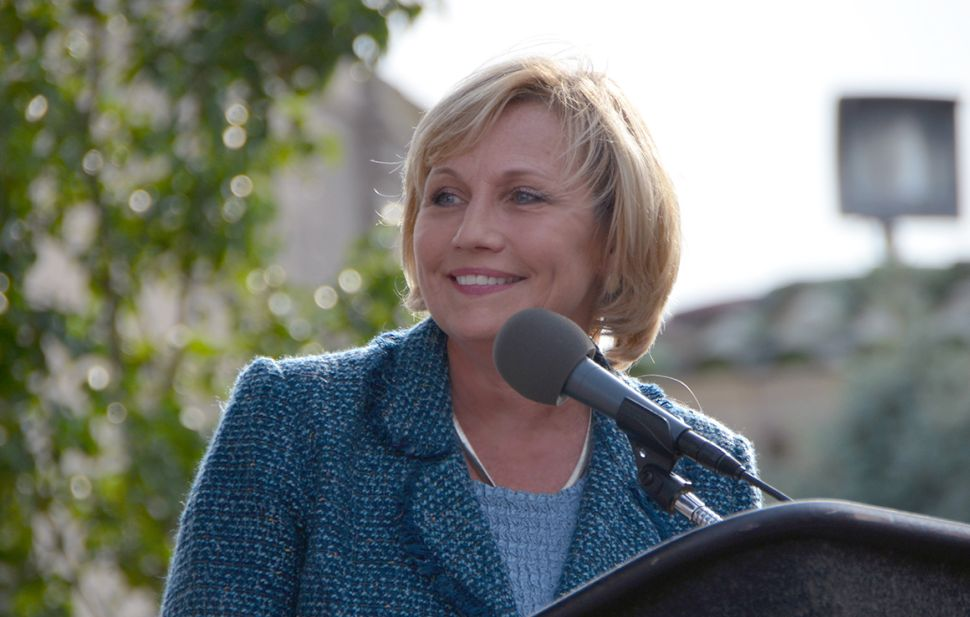 Guadagno, Sweeney reflect on Sandy and building relationships
