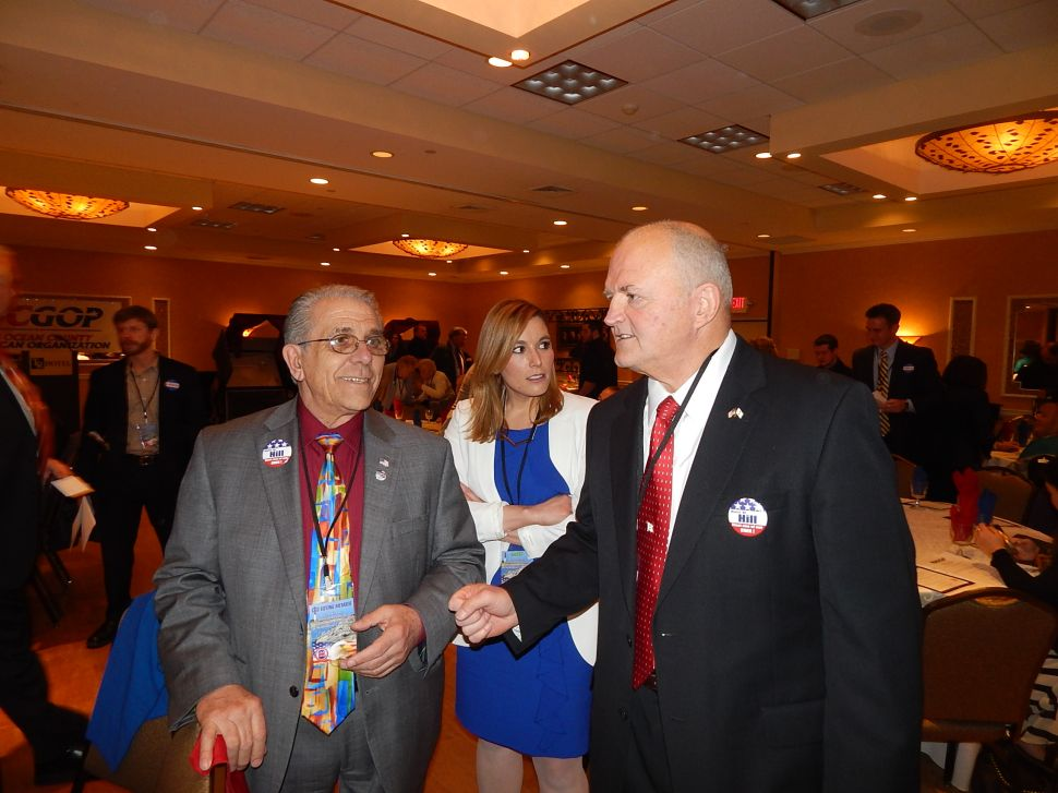 CD3 Primary: Ocean County Republicans award the line to MacArthur