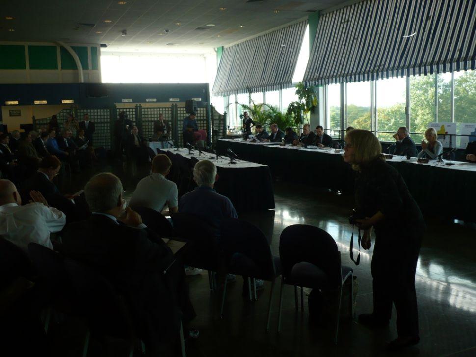 Third gaming summit at Monmouth Park today