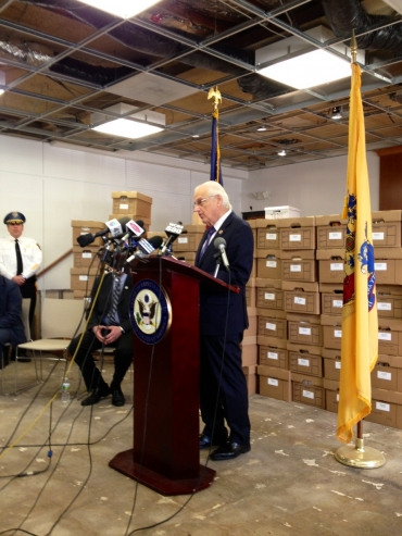 Pascrell says Christie is 'throwing partisan punches' on sequester