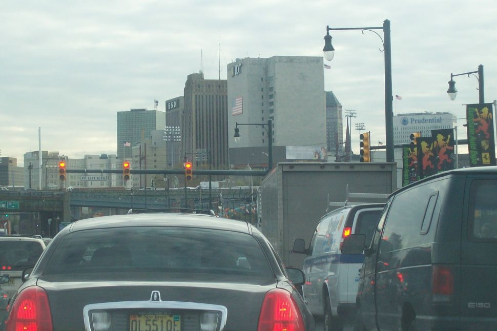 Street level Newark update