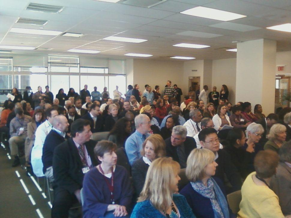 Booker: State's reorganization plan not good for University Hospital
