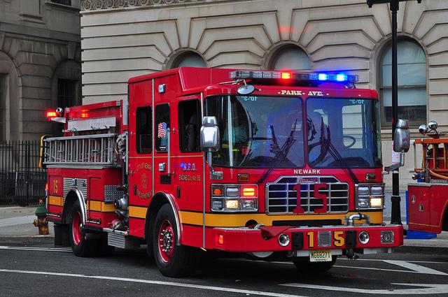 Newark mayor's race: Newark Fire Officers Union to endorse Jeffries