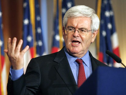 Christie savages Gingrich as 'influence peddler'