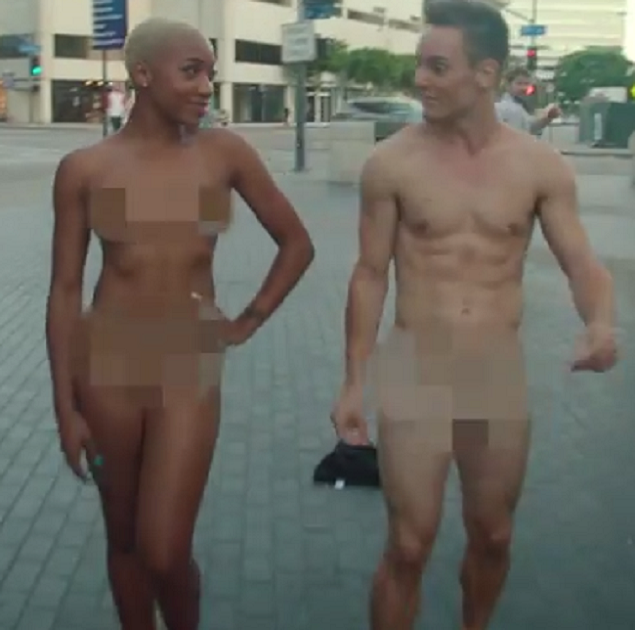 Naked People Are the New Zombies: Nudity, the Latest Viral Marketing Trend