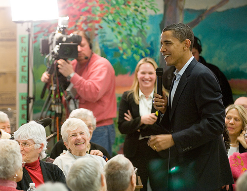 Trailing in New Jersey, Obama volunteers target 'everyday voters'