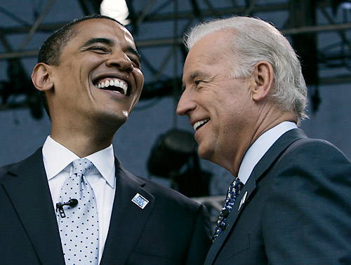 Biden: 'Usually Republicans hide the football,' but not this year