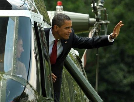 Obama heads to N.J.