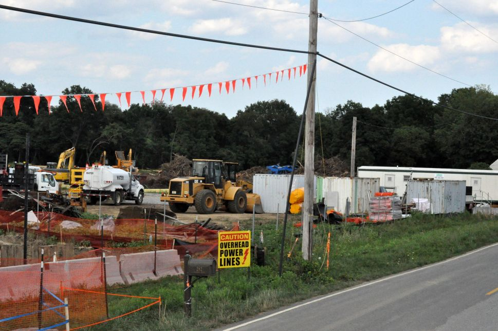 Cryan calls for revote on Mercer land deals