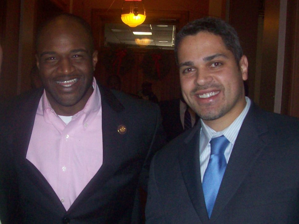 Baraka versus James: frontline Booker ally confident there will be no uprising