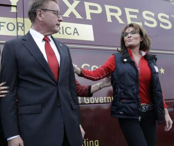 CD3 GOP Primary: Lonegan Campaign would welcome Palin support