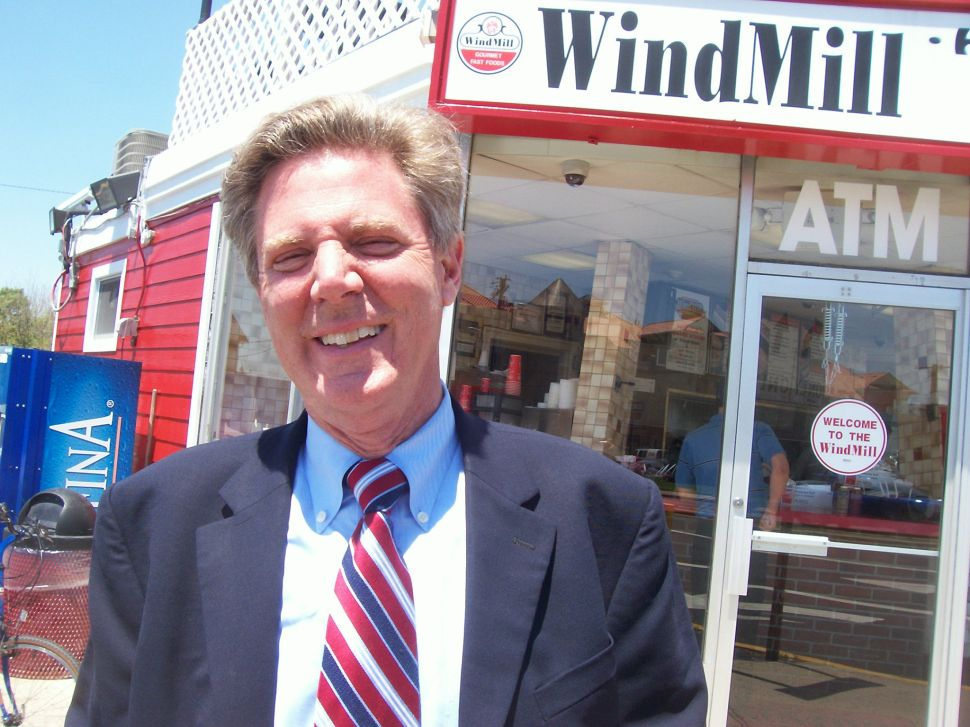 Pallone nabs ranking spot on Energy and Commerce