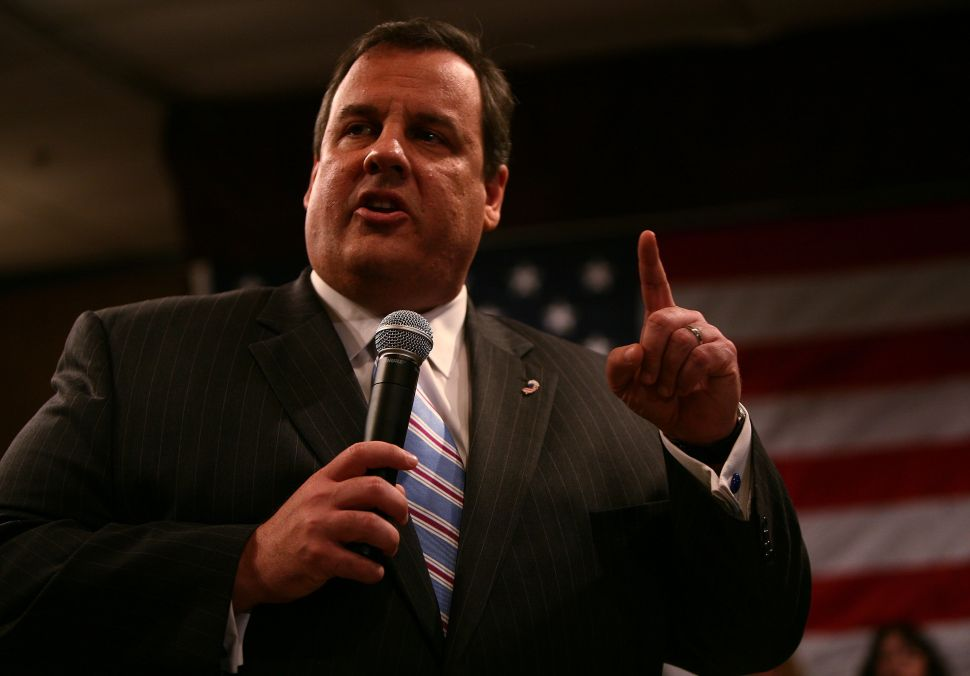 Washington Post-ABC News Poll of GOP voters shows Christie in fifth place for Prez