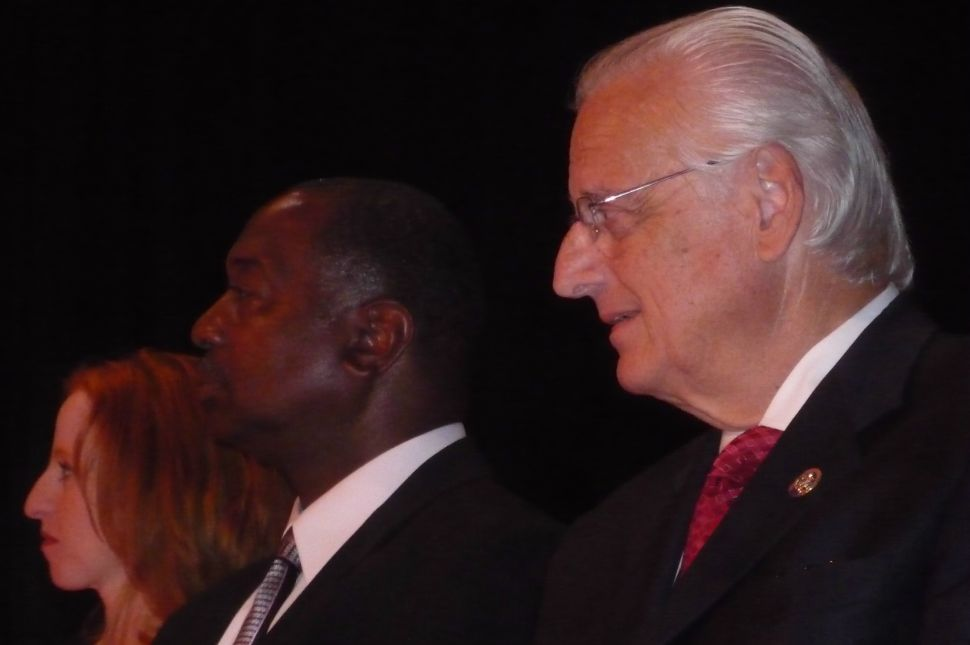 Pascrell moving ahead with campaign HQ opening
