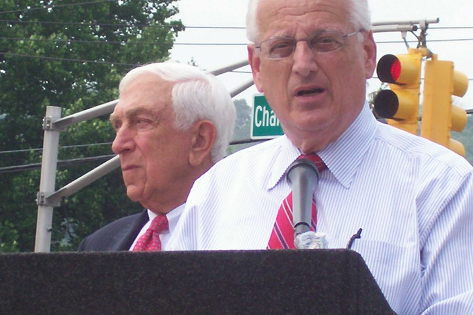 Pascrell would likely run for gov if Corzine didn't, says Dems must hold Christie accountable