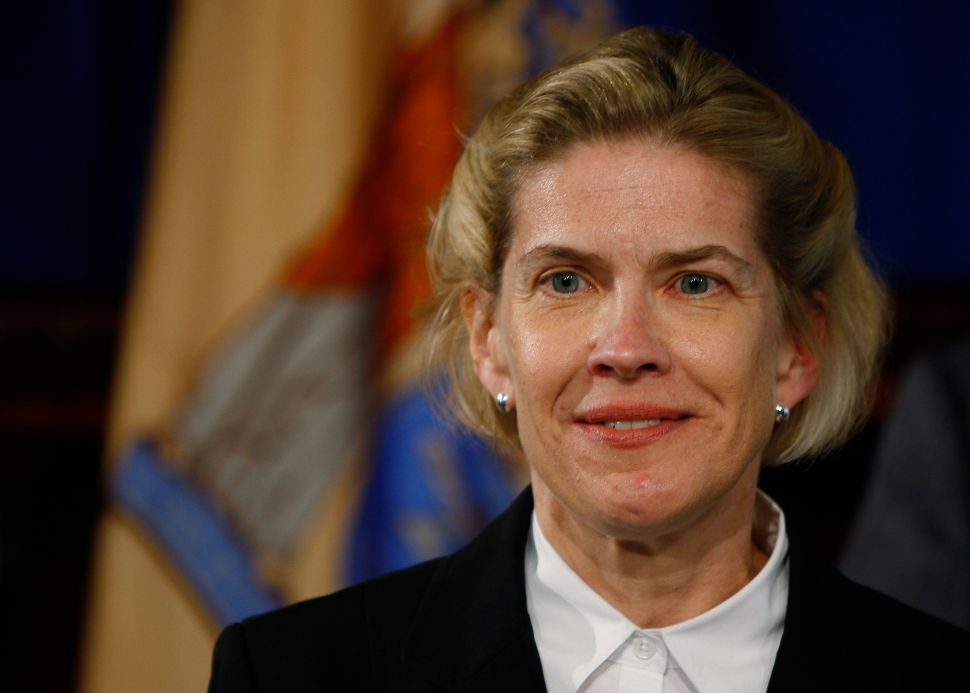 Christie will name Anne Patterson to Supreme Court; drops Wallace