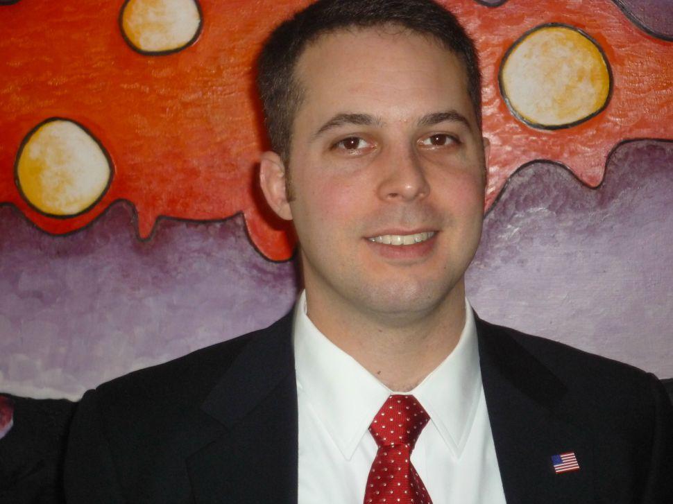 Launching his bid for Hoboken Mayor, Cammarano runs on his budget record