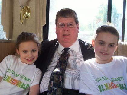 Belleville Councilman P.J. Mac Donald dies