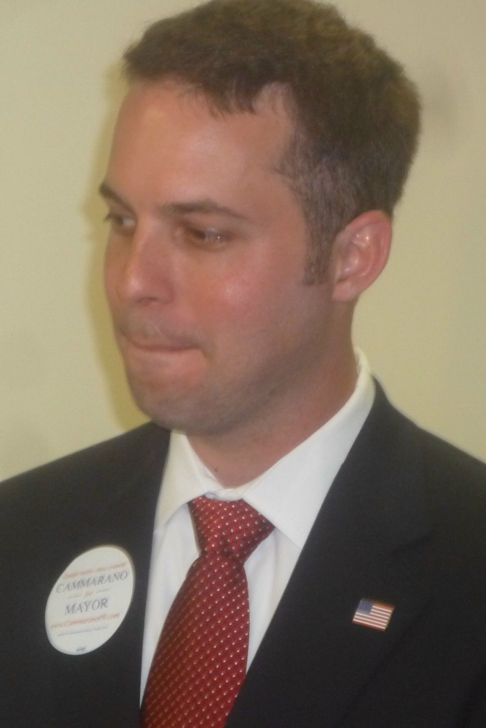 Cammarano hits back with endorsements by Mason's two former running mates
