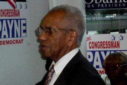 Essex County Democratic Committee Chairman Phil Thigpen has died
