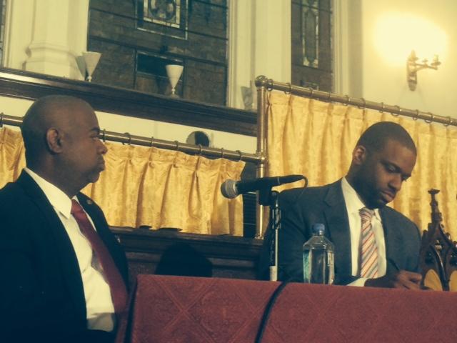 Newark mayor's race: With two weeks left, Baraka, Jeffries and their allies seek edge