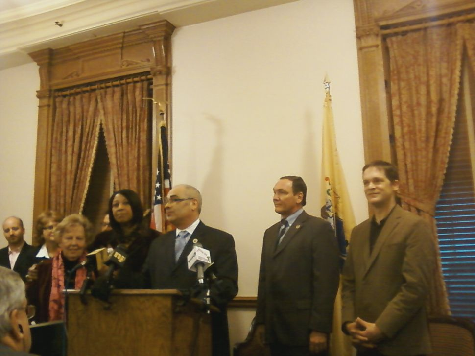 Gusciora on same-sex marriage vote: Great day for all of N.J.