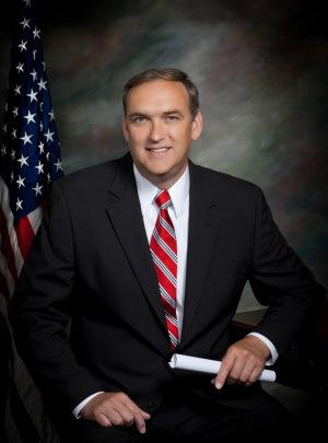 Former FBI agent seeking Republican Party support for U.S. Senate run