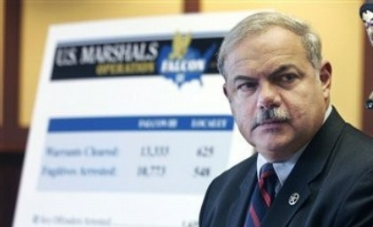The race for U.S. Marshal, and the Sklar trial balloon