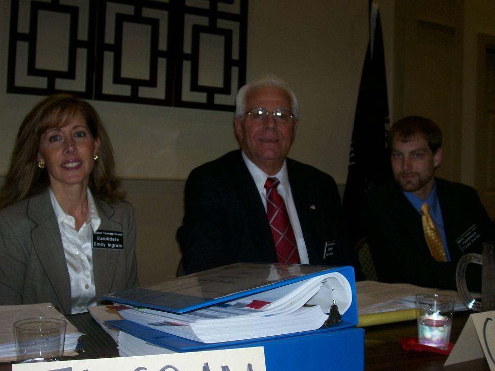 Kafton and Ingram go head-to-head in Jackson council debate