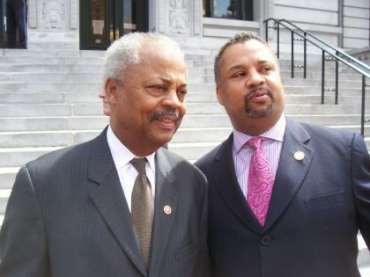 The names in the game: four political families figure prominently in Newark race