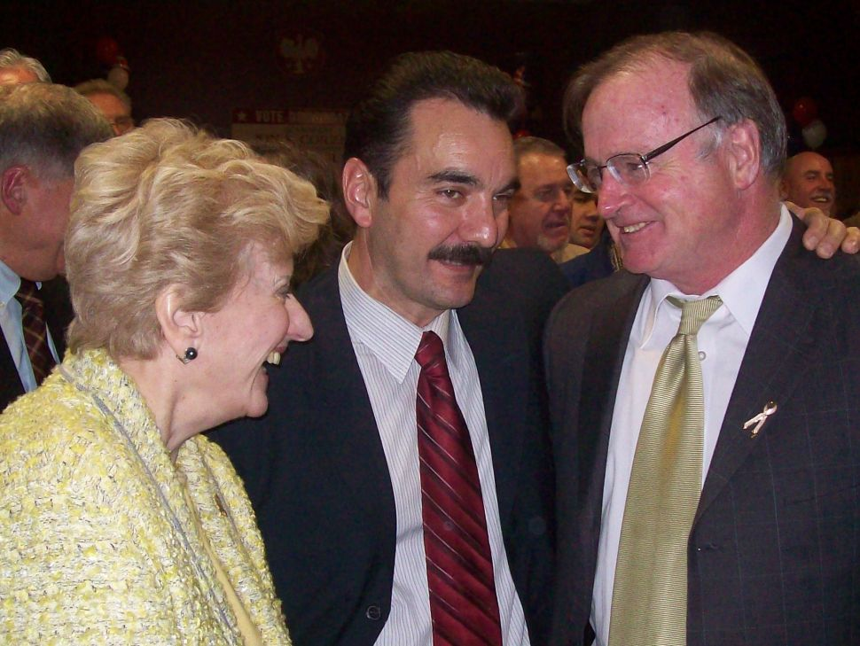 If he wanted it, Quigley would like to see Sacco as HCDO chair