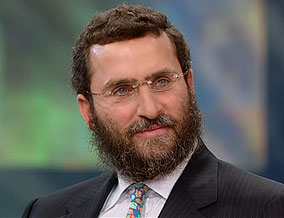 Republican Rabbi formally launches CD9 bid