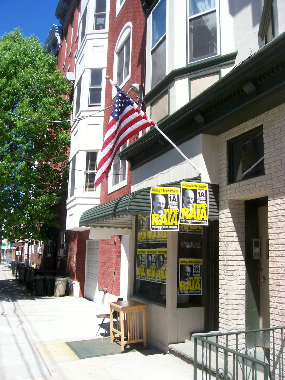 Russo wins in Hoboken… and maybe beyond