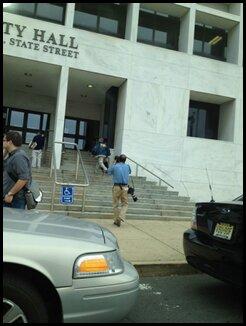 Federal agents raid Trenton City Hall