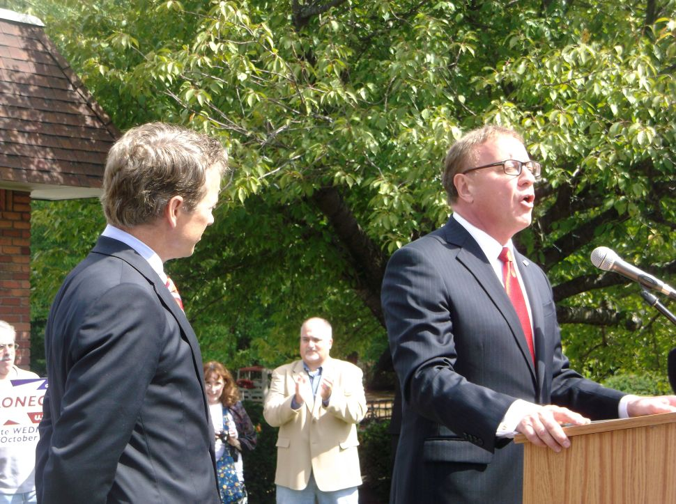 Lonegan: 'I feel like I'm up against the forces of weirdness'