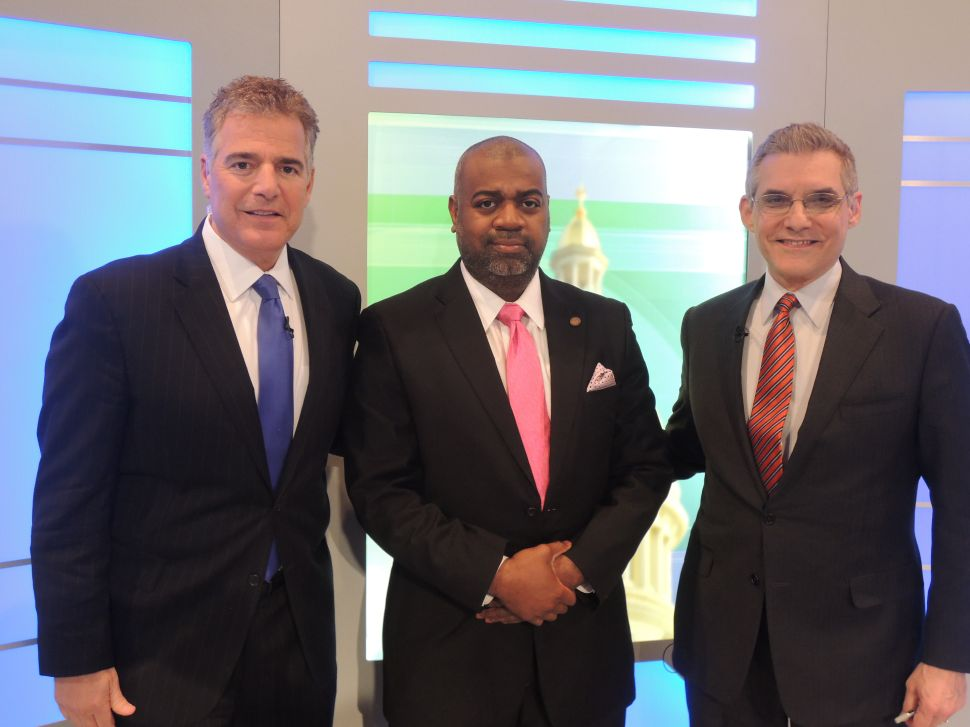 """Newark mayor's race: On NJTV and WNET, """"Newark at a Crossroads"""" to show candidates clashing"""