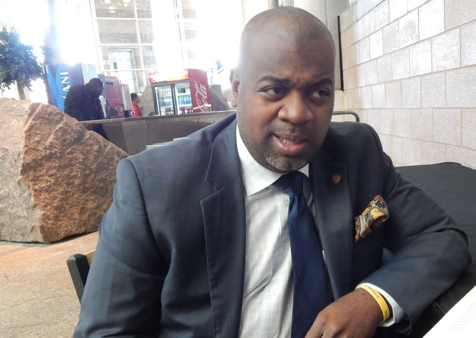 Baraka lands support of health professionals in Newark Mayor's race
