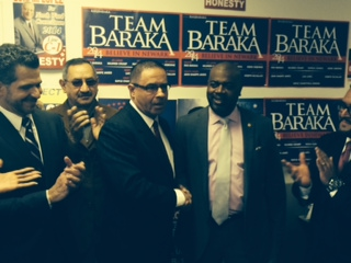 Newark mayor's race: With poll numbers tightening, Baraka bolstered by Latino support