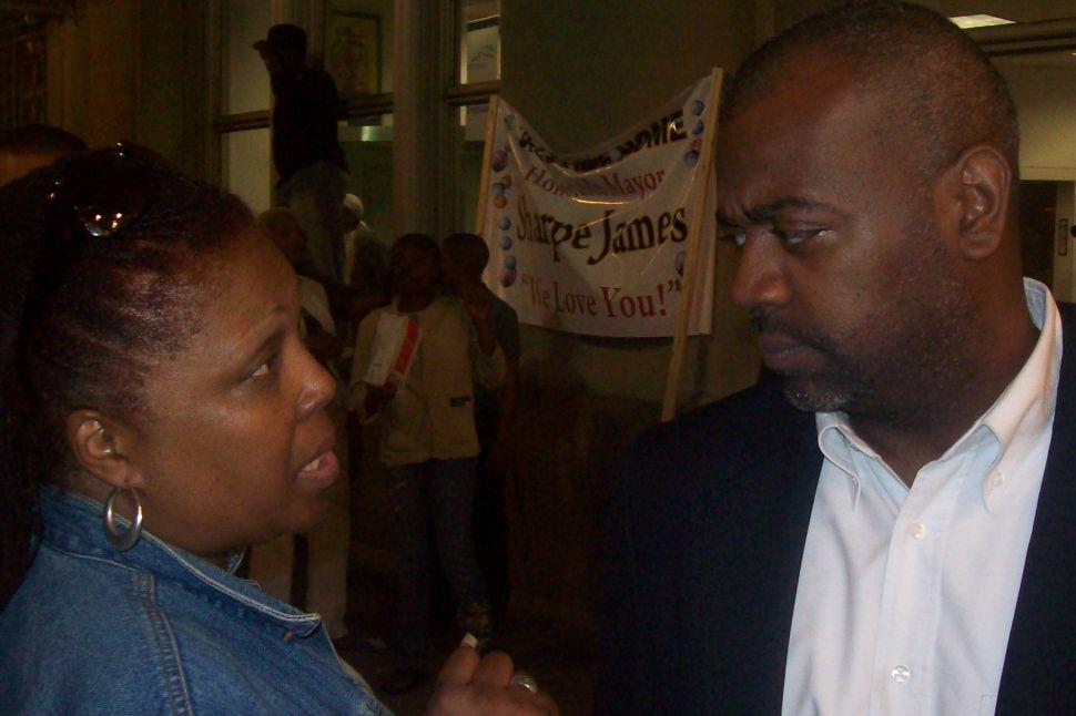 Baraka reports less than $4,000 toward South Ward campaign