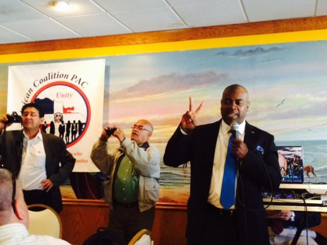 Newark mayor's race: In the North Ward, Baraka seeks last-minute surge of Latino support