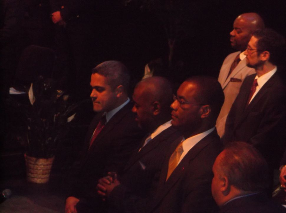 Booker reaches back to 2006 for jumping off point to 2013 state of the city speech