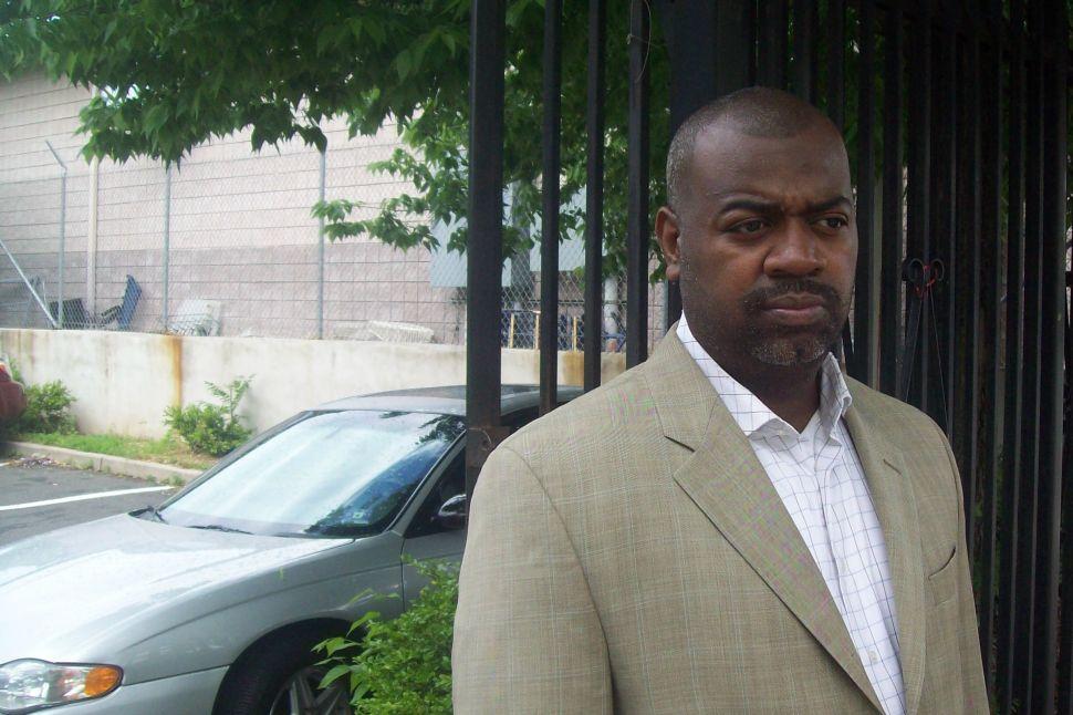 In South Ward tilt against James, Baraka tries to shoulder anti-Booker sentiment