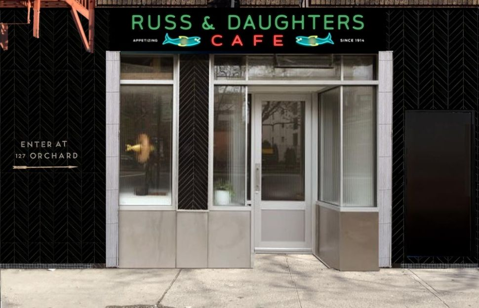Did I Give Russ & Daughters Five Stars Because of the Holocaust?