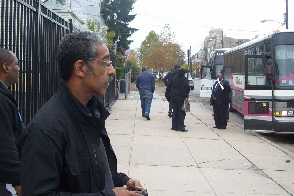 Councilman Rice reports 'brisk' turnout in West Ward