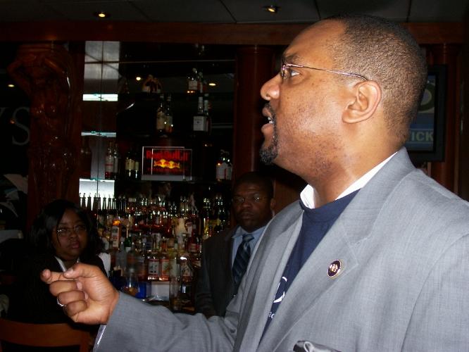 Obama grassroots activists light up Hoboken