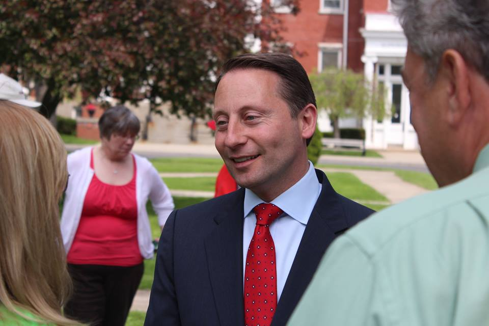 Rob Astorino Dismisses Independence Party Controversy